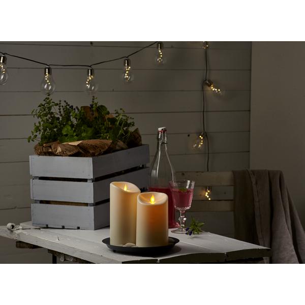 Nykomna Solcell Ljusslinga Glow – Brisak – Låga priser på utemöbler RG-01